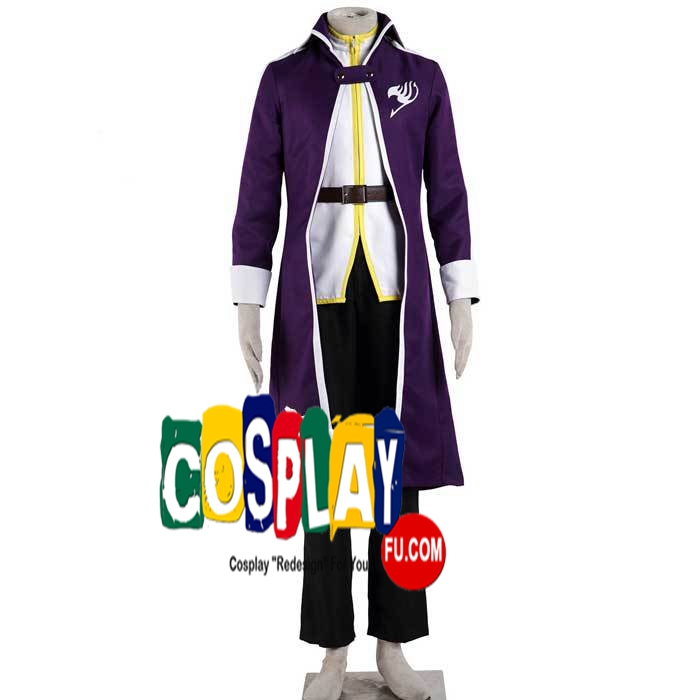 Fairy Tail Gray Fullbuster Costume (2nd)