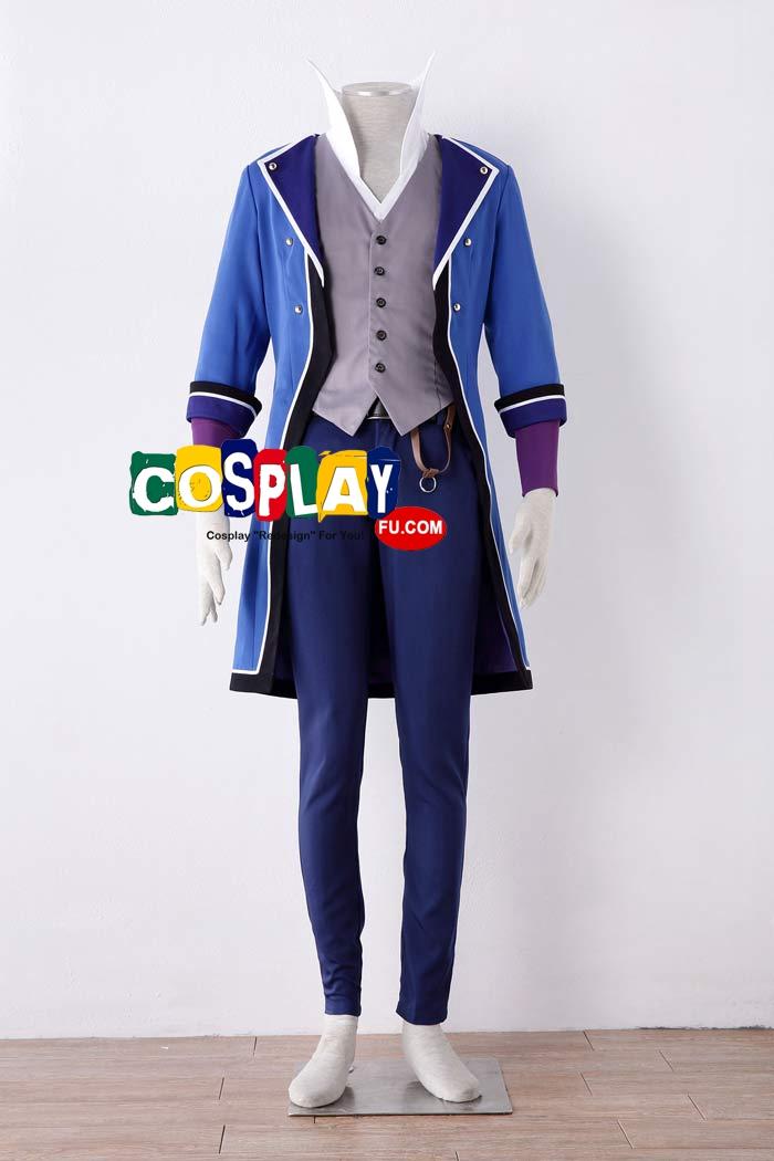 Saruhiko Cosplay Costume from K