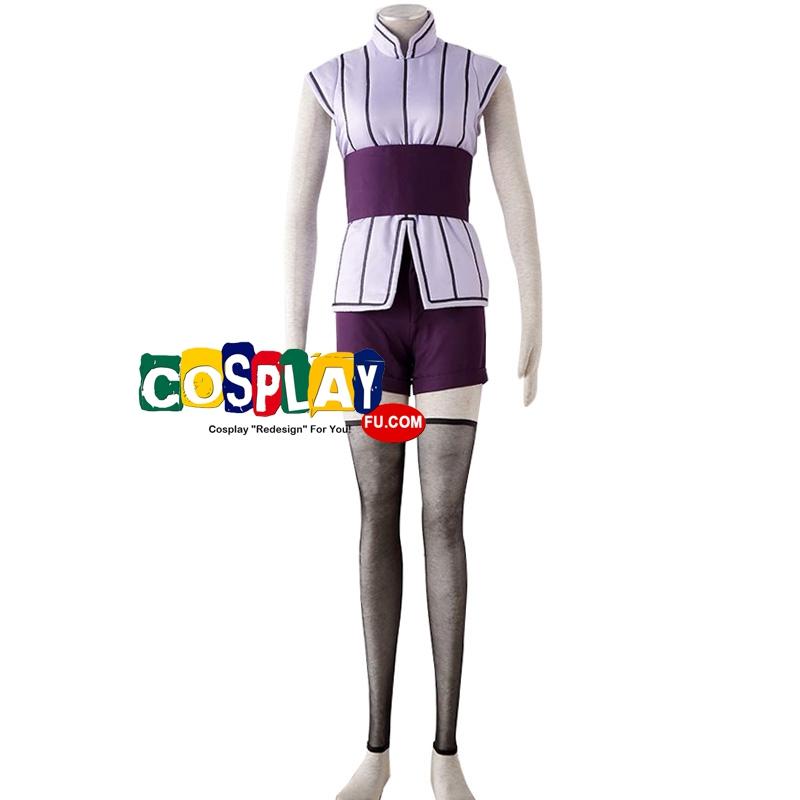 Hinata Cosplay Costume (852) from Naruto