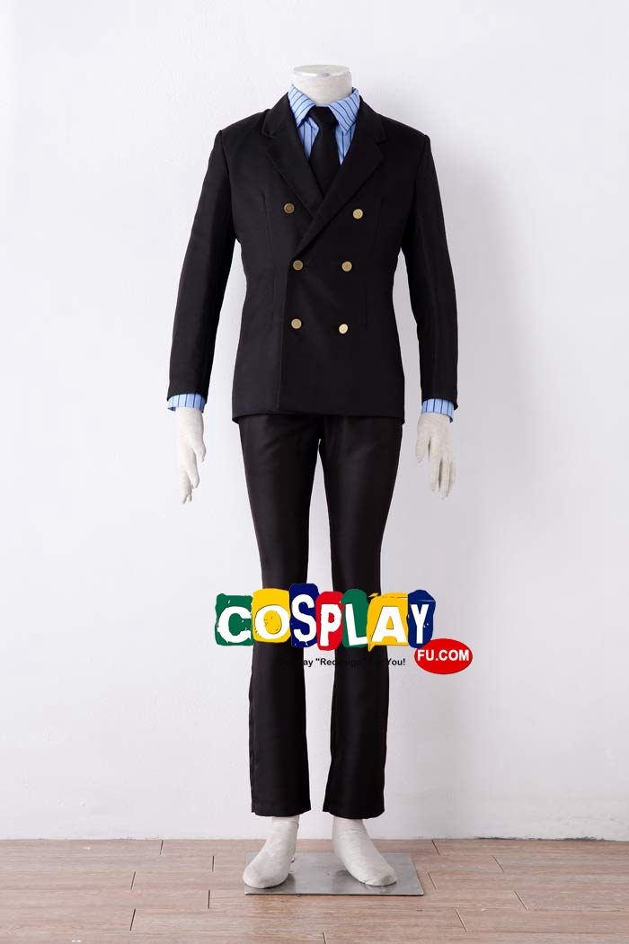 One Piece Sandy Costume (2nd)