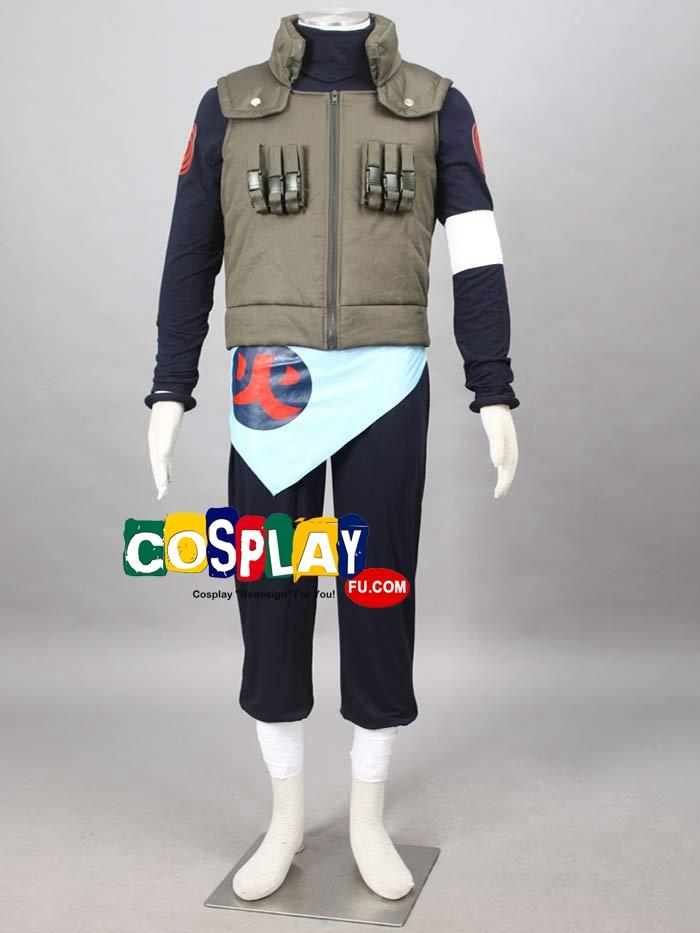 Asuma Cosplay Costume from Naruto