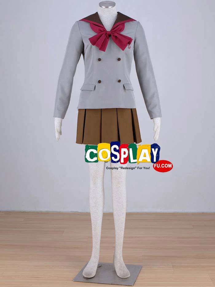 zu Deutsch Schöne Mädchenkriegerin Sailor Moon Geist des Feuers Kostüme (Uniform)