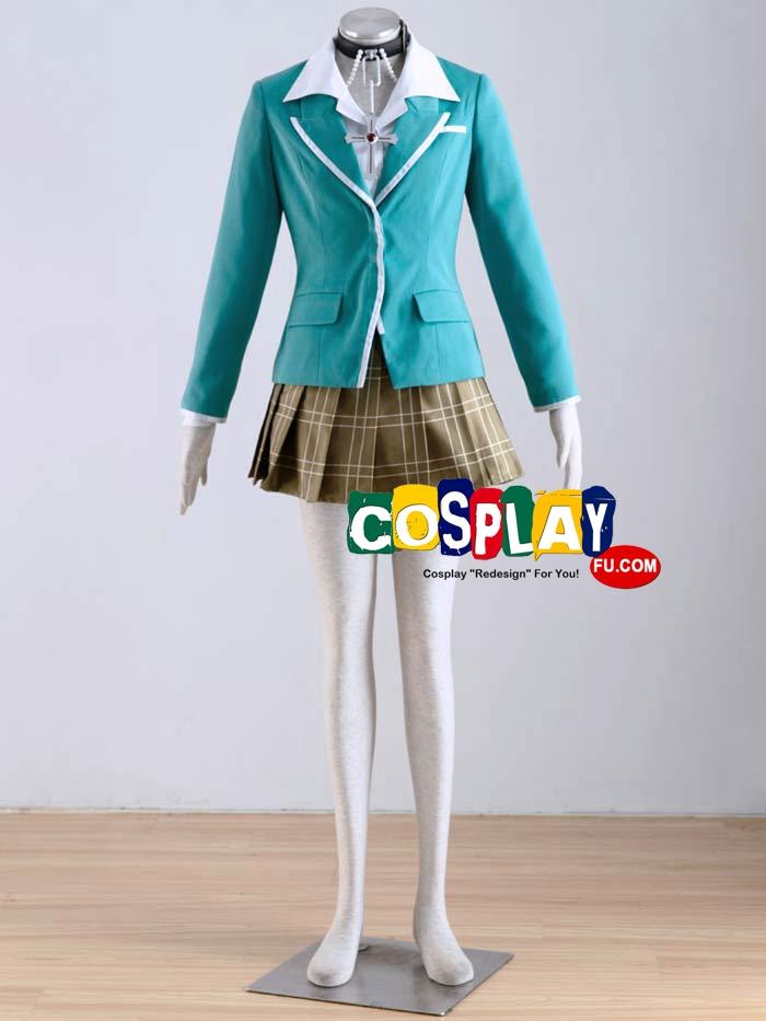 Rosario   Vampire Akashiya Moka Costume