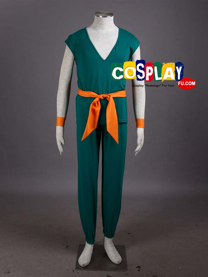 Trunks Cosplay Costume from Dragon Ball