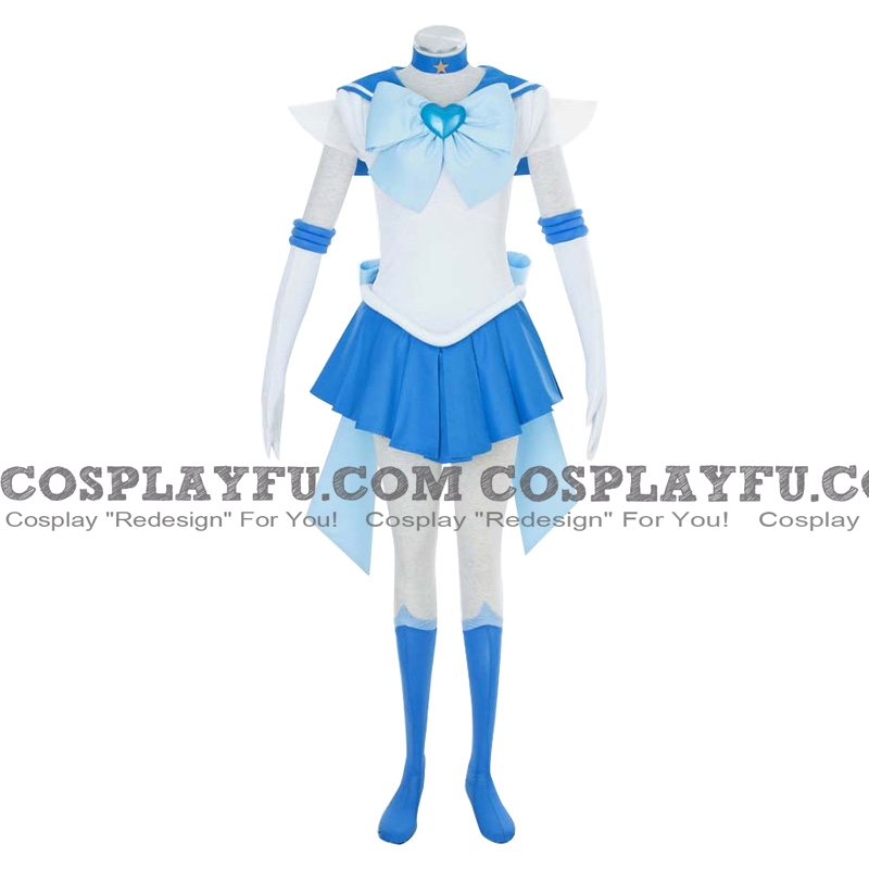 Sailor Mercury Cosplay Costume (3rd) from Sailor Moon