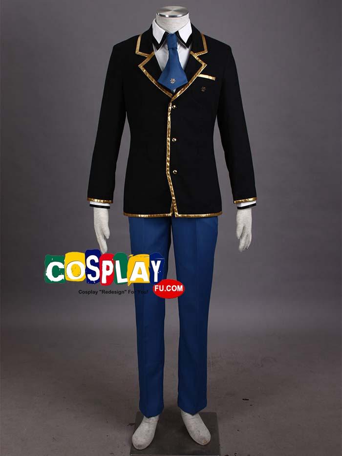 Akihisa Cosplay Costume from Baka and Test