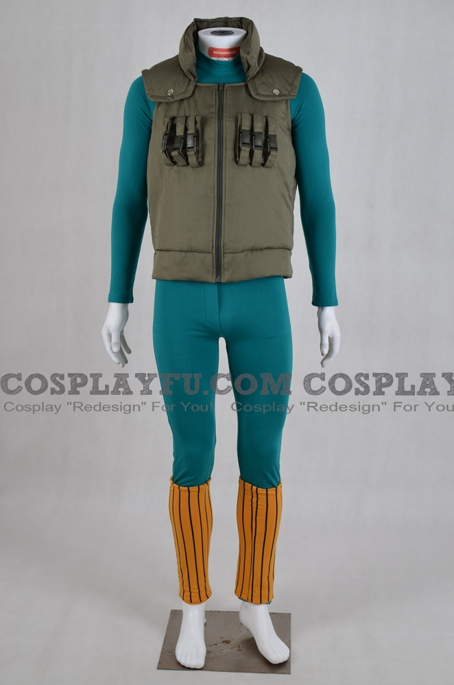 Naruto Might Guy Costume (001-C59)