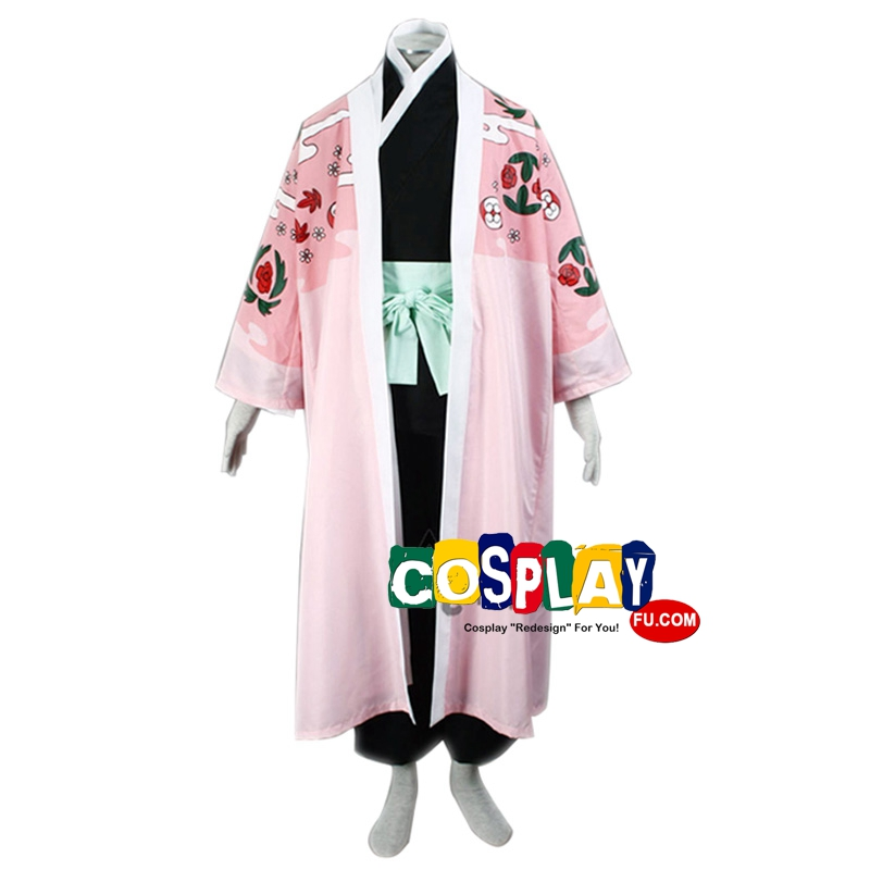Shunsui Cosplay Costume from Bleach