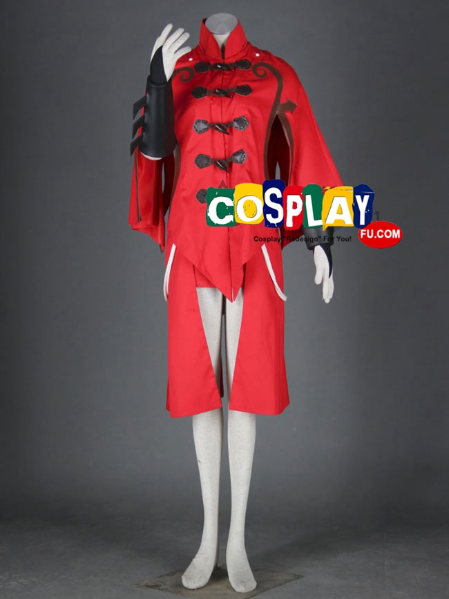Argenta Cosplay Costume from Dragon Nest