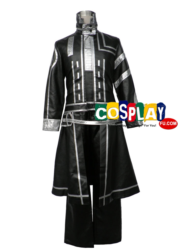 D.Gray-Man Allen Walker Costume (152)