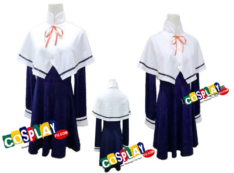 Kohina Ichimatsu Cosplay Costume from Gugure! Kokkuri-san