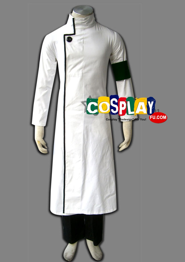 Lloyd Cosplay Costume from Code Geass
