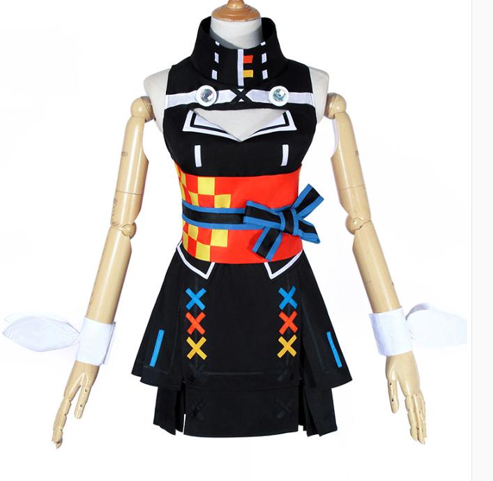 Kaguya Luna Cosplay Costume from Virtual Youtuber