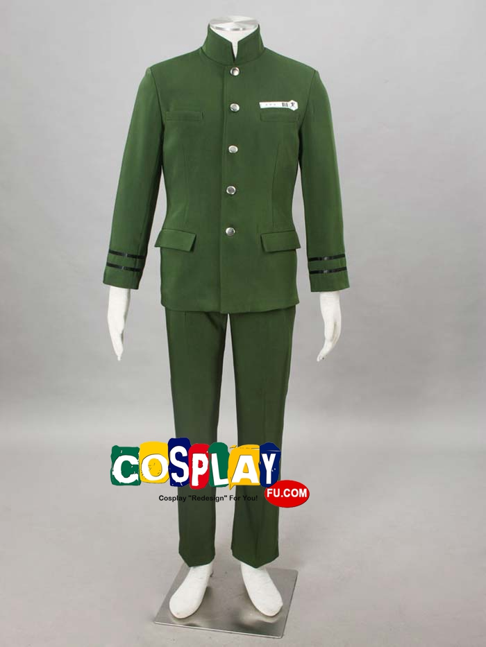 Mukuro Cosplay Costume from Reborn!