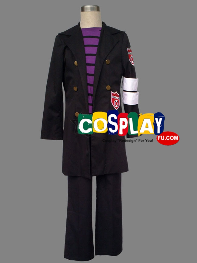 Belphegor Cosplay Costume (3rd) from Reborn!