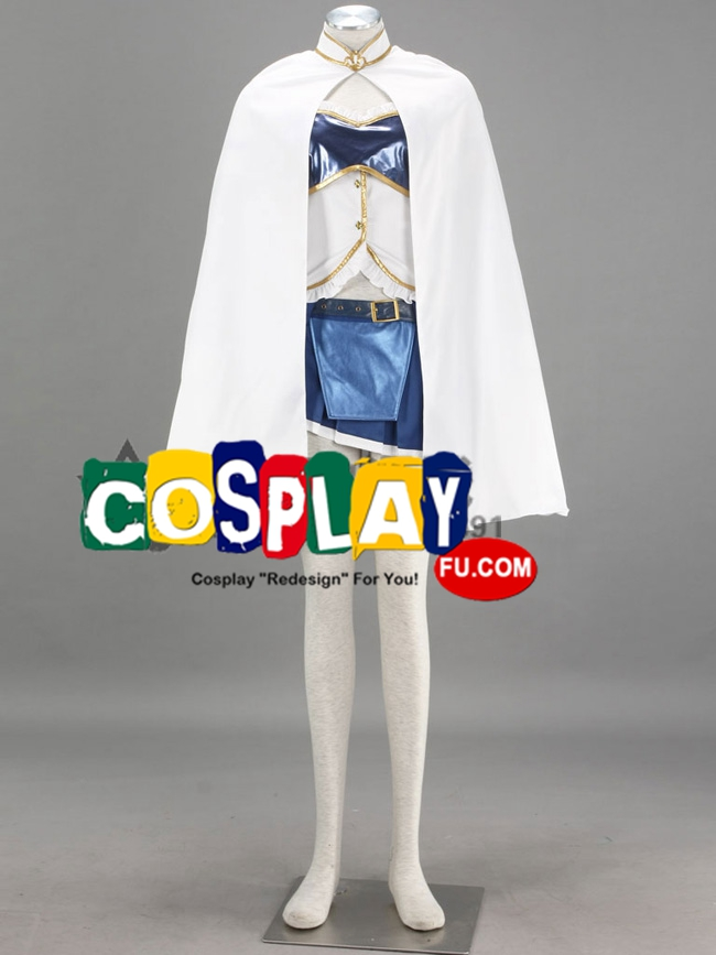 Sayaka Cosplay Costume from Puella Magi Madoka Magica