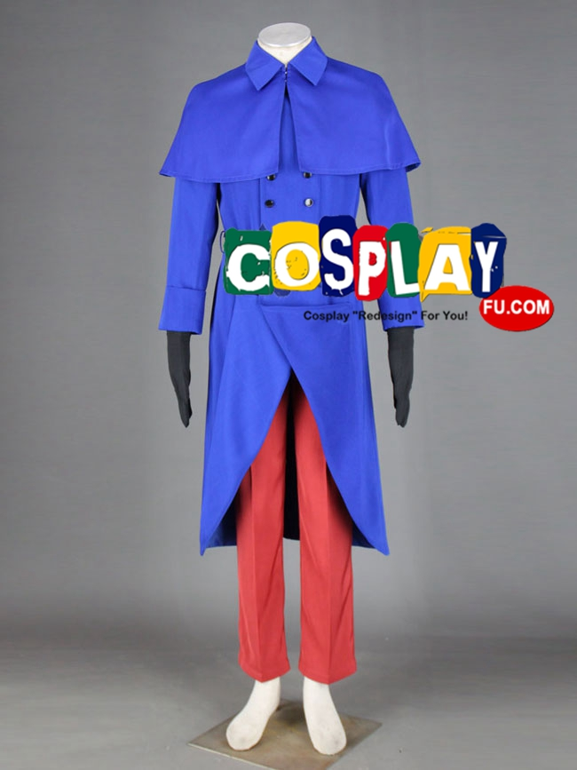 Francis Cosplay Costume from Axis Powers Hetalia