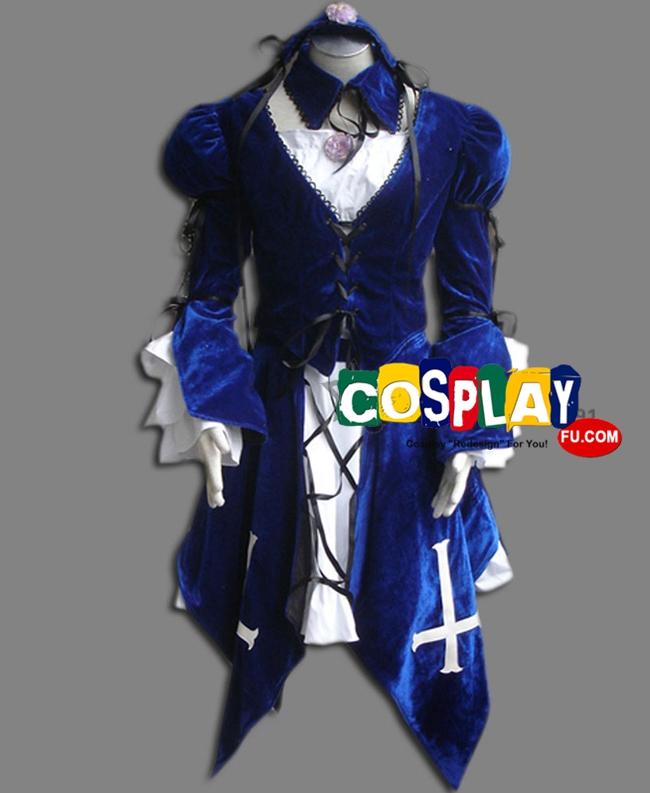Rozen Maiden Suigintou Costume (3rd)
