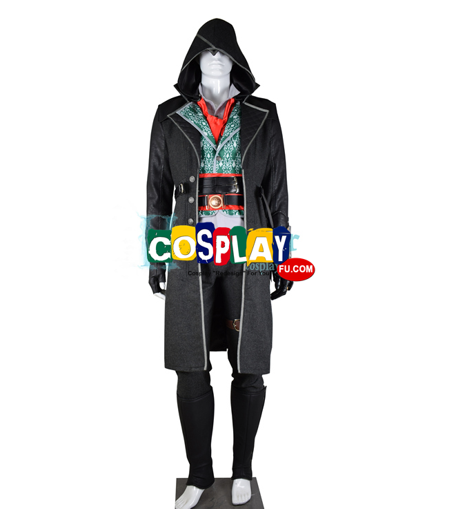 Jacob Frye Cosplay Costume from Assassin's Creed