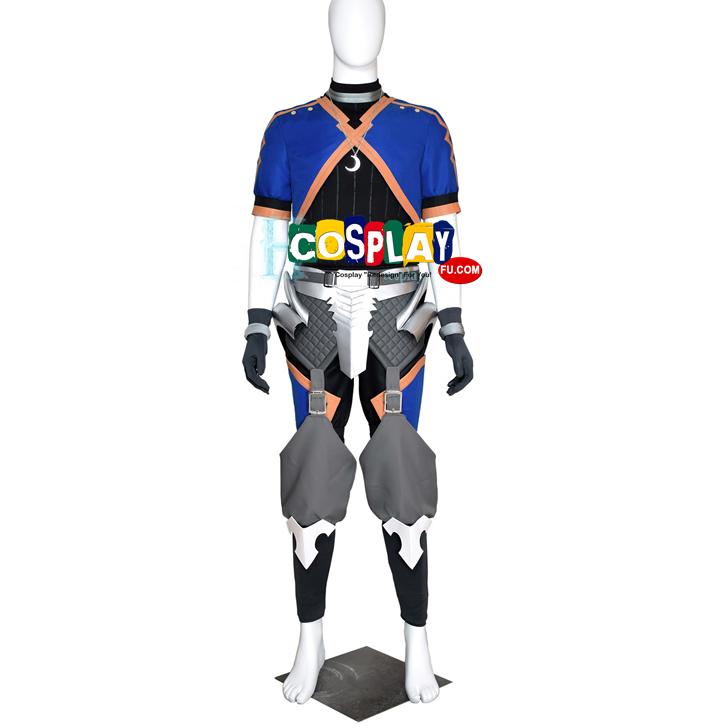 Diarmuid Ua Duibhne Cosplay Costume (2nd) from Fate Zero