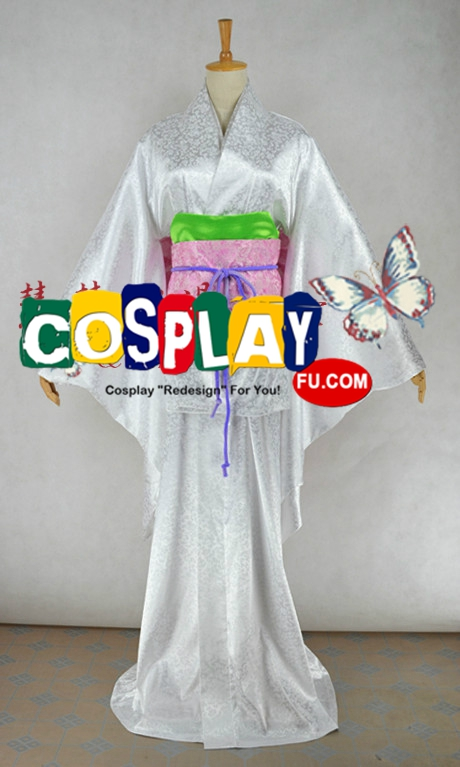 Rukia Cosplay Costume from Bleach