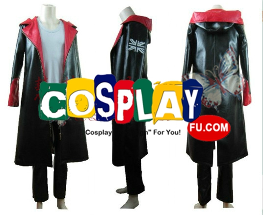 Devil May Cry Dante Disfraz (2nd)