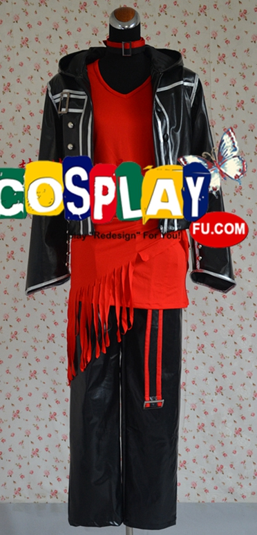 Shin Cosplay Costume (2nd) from Amnesia