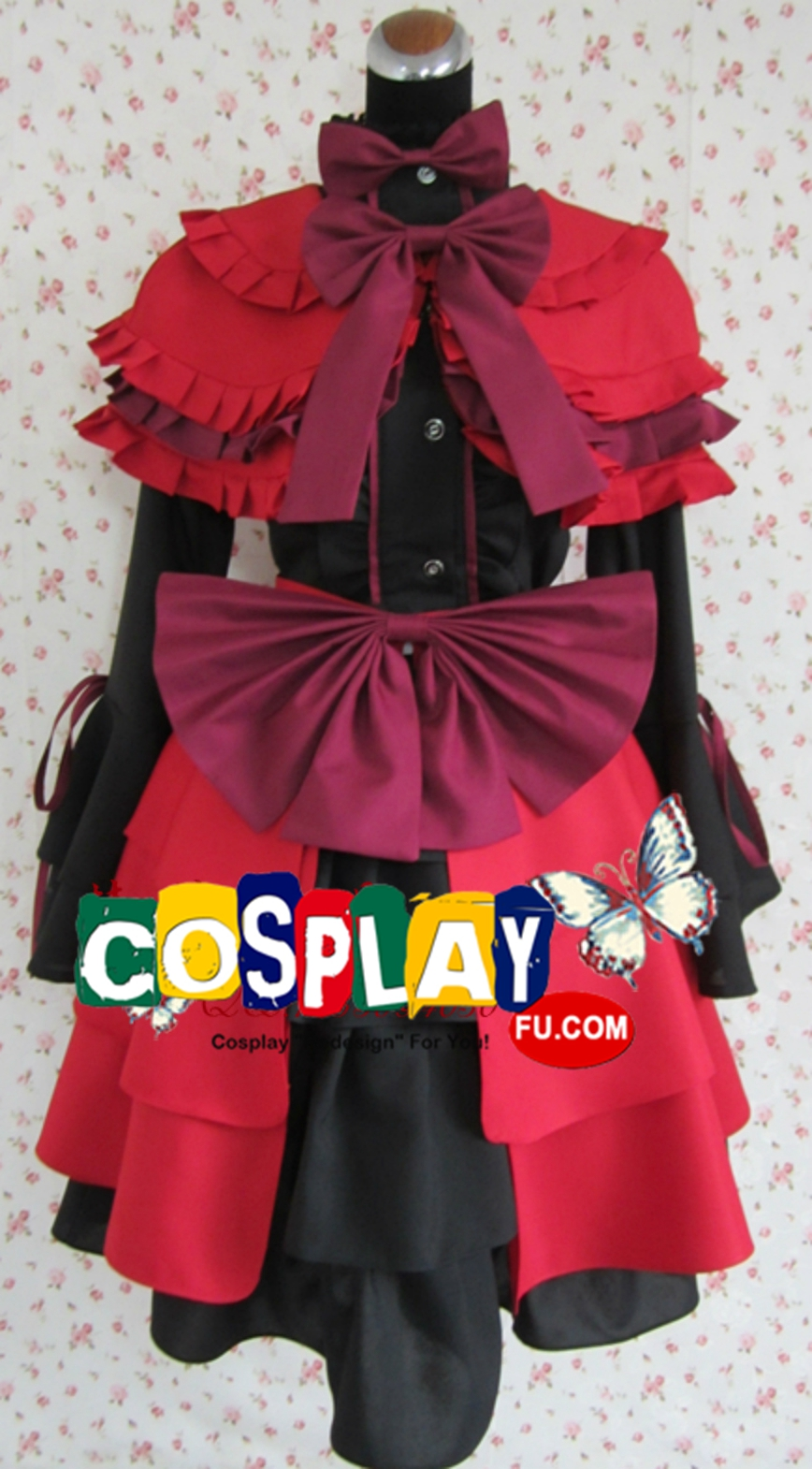 Anna Cosplay Costume (2nd) from K