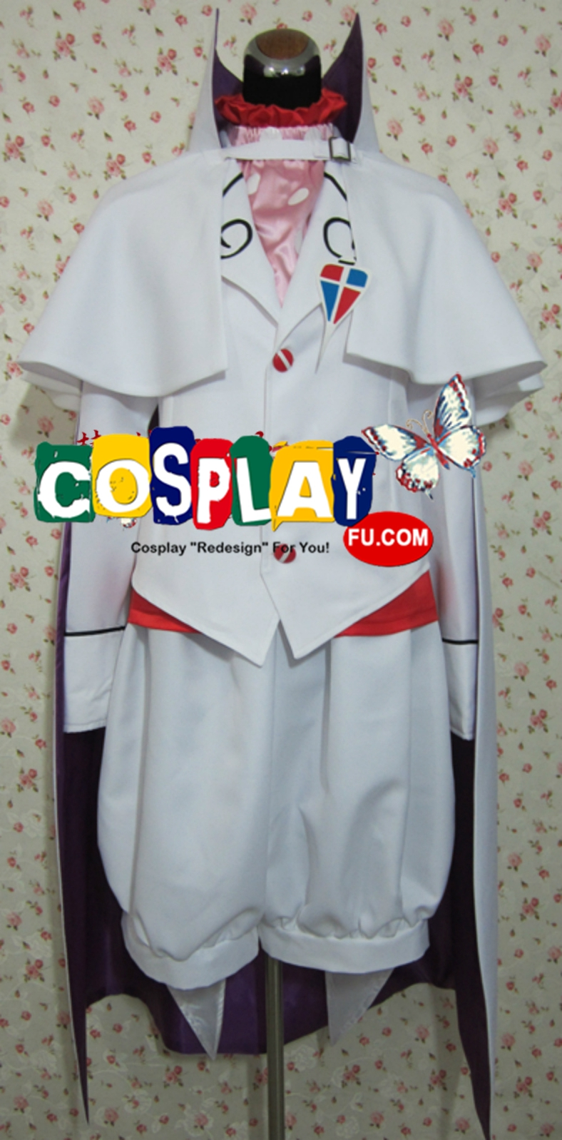Mephisto Cosplay Costume from Blue Exorcist