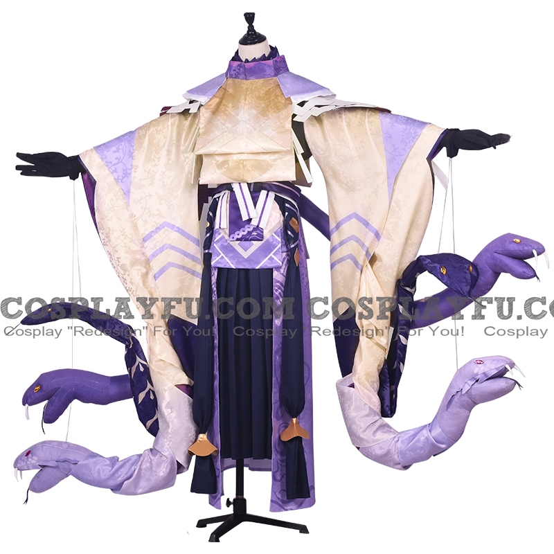 Yamata no Orochi Cosplay Costume (Default) from Onmyoji