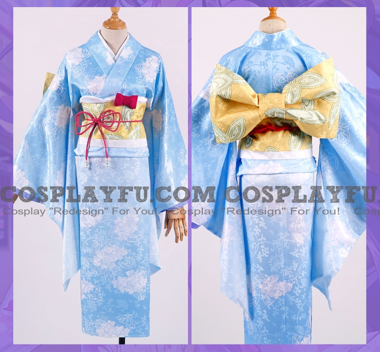 Origami Cosplay Costume (Yukata) from Date A Live
