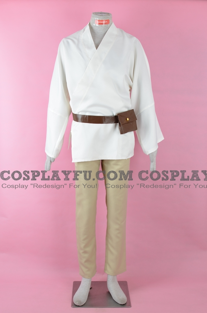 Luke Skywalker Cosplay Costume from Star Wars