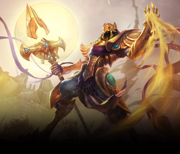 Azir Cosplay Costume from League of Legends