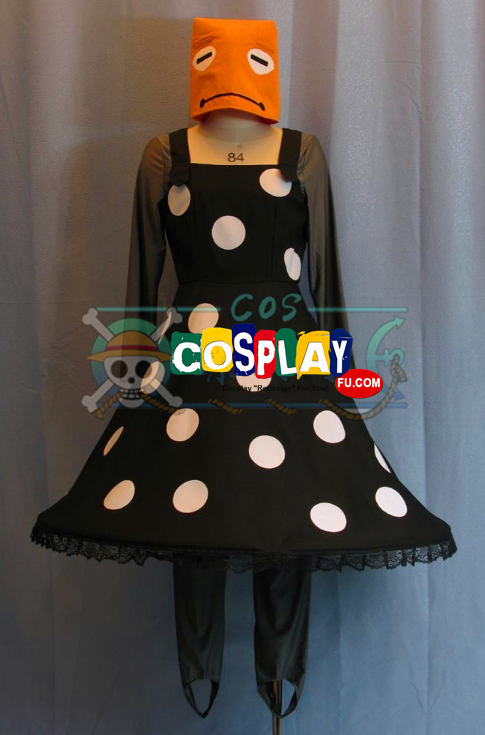 Eruka Frog Cosplay Costume from Soul Eater (2nd)