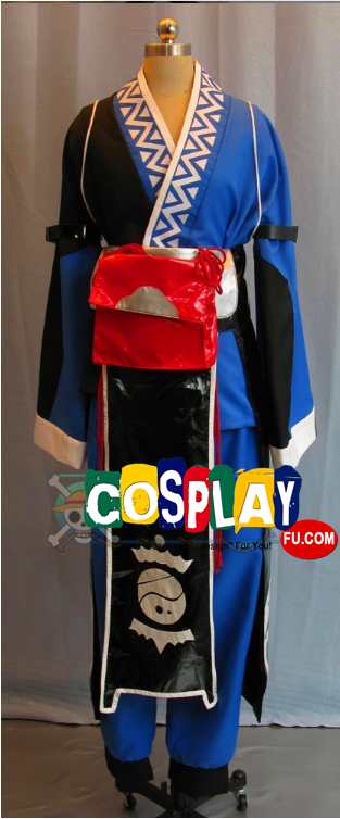 Morichika Rinnosuke Cosplay Costume from Touhou Project