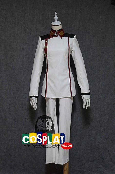 Olivier Gaillard Cosplay Costume from Cardfight!! Vanguard