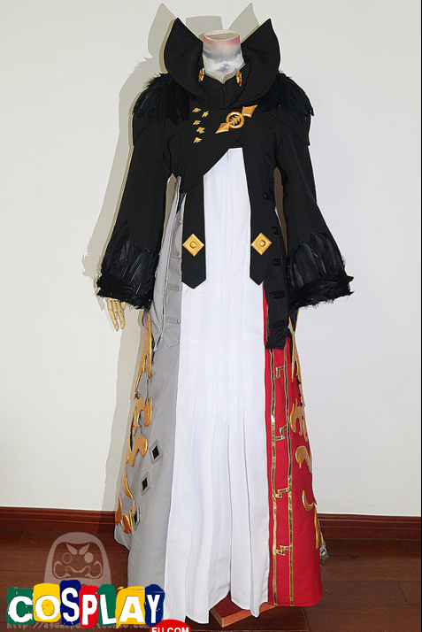 Black Griffin Cosplay Costume from Final Fantasy XIV