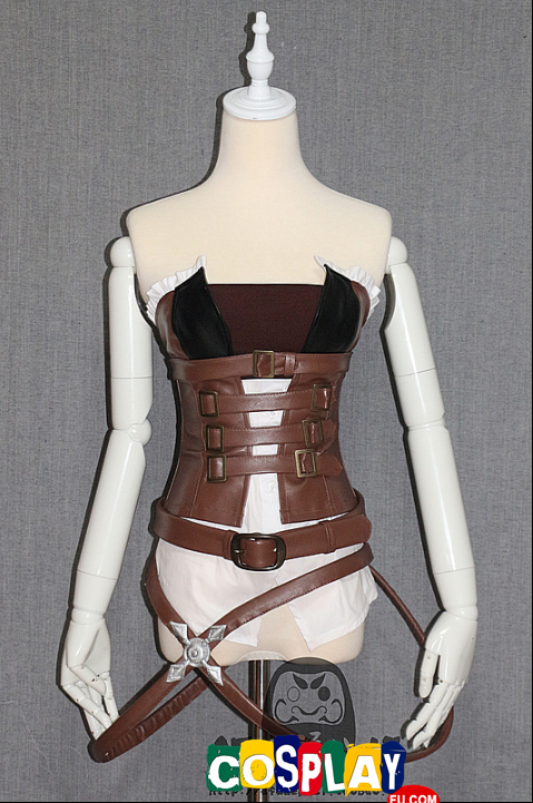 Jessica Cosplay Costume from Granblue Fantasy