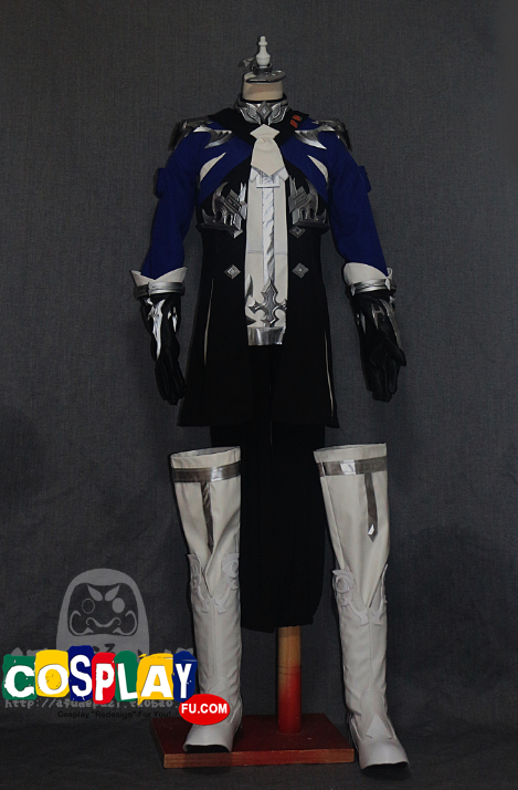 Alphinaud Leveilleur Cosplay Costume (2nd) from Final Fantasy XIV