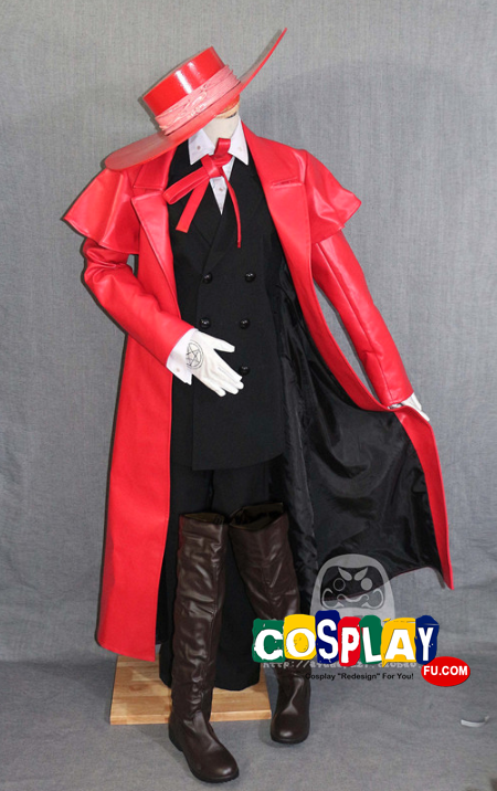 Hellsing Alucard Costume (2nd)