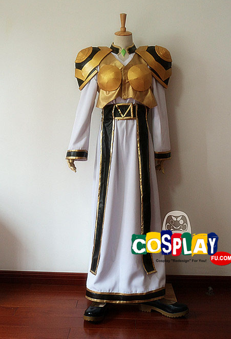 WOW Chromie Cosplay Costume from World of Warcraft