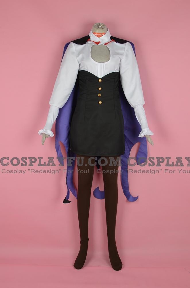 Glynda Cosplay Costume from RWBY