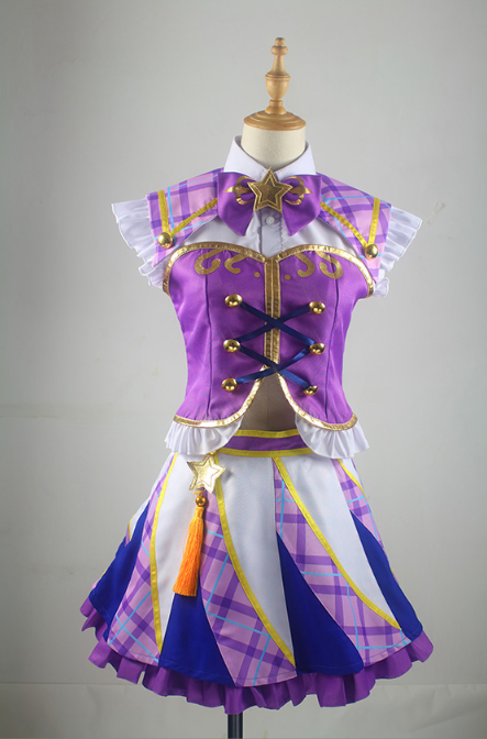 Ran Shibuki Cosplay Costume (2nd) from Aikatsu!