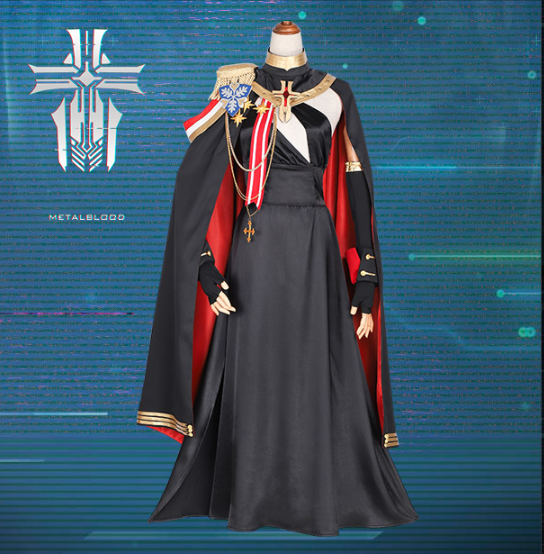Bismarck Cosplay Costume from Azur Lane