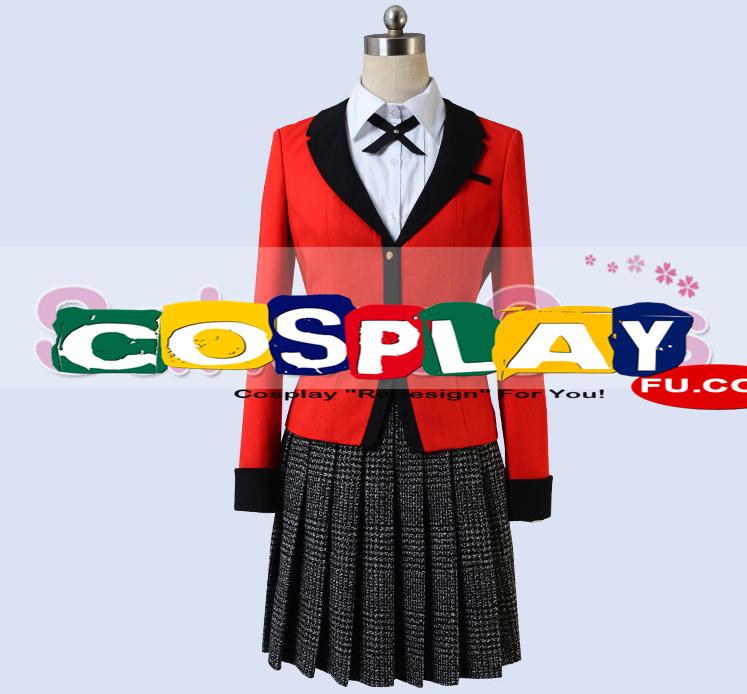 Kakegurui Sayaka Igarashi Costume (2nd)