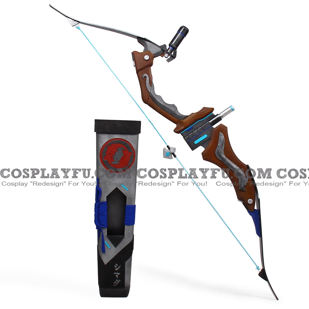 Hanzo Props ( Scion) from Overwatch