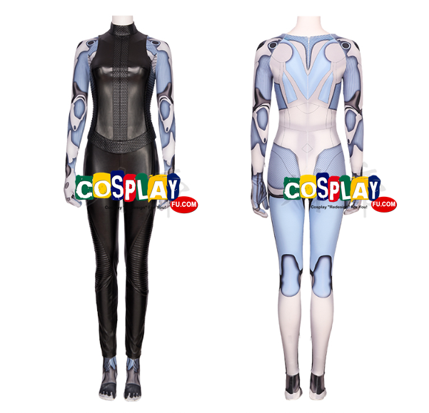 Gally Cosplay Costume from Battle Angel Alita
