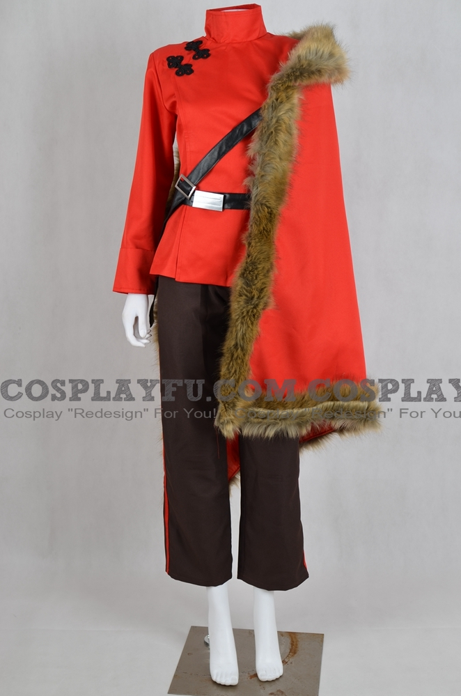 ViKtor Krum Cosplay Costume (Stanislav Ianevski) from Harry Potter