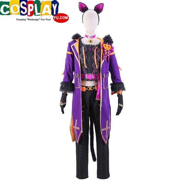 Makoto Yuuki Cosplay Costume (2nd) from Ensemble Stars