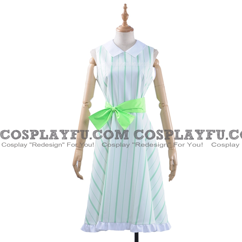Mocha Cosplay Costume from Is the Order a Rabbit